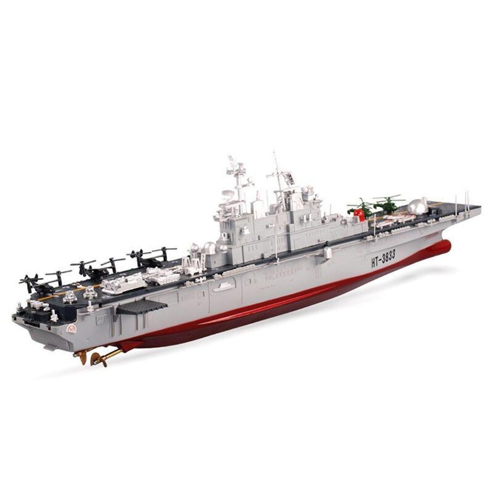 USS Wasp 1:350 Válečná výsadková loď RTR