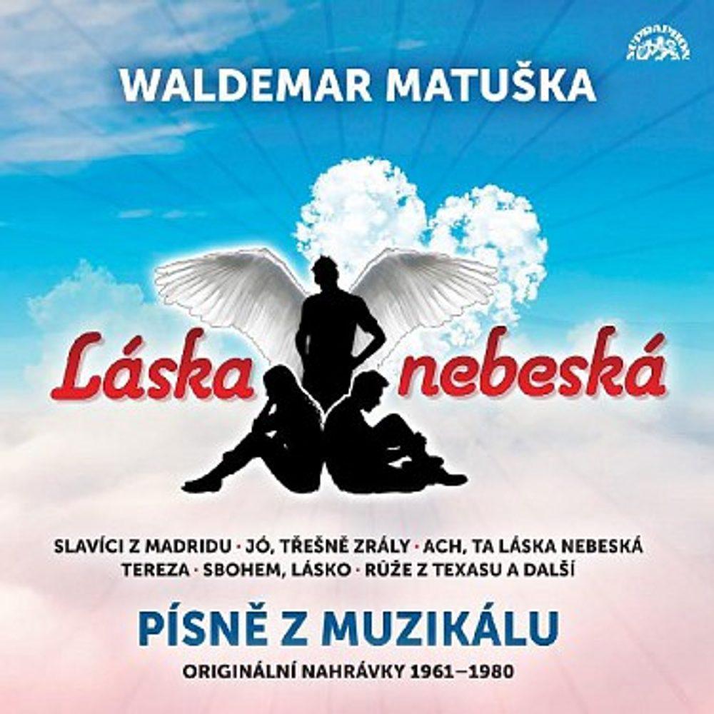 Muzikál : Láska nebeská - Písně z muzikálu, CD