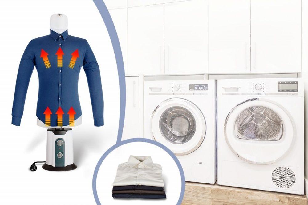 MASCOT ONLINE Automatická žehlička / sušička prádla