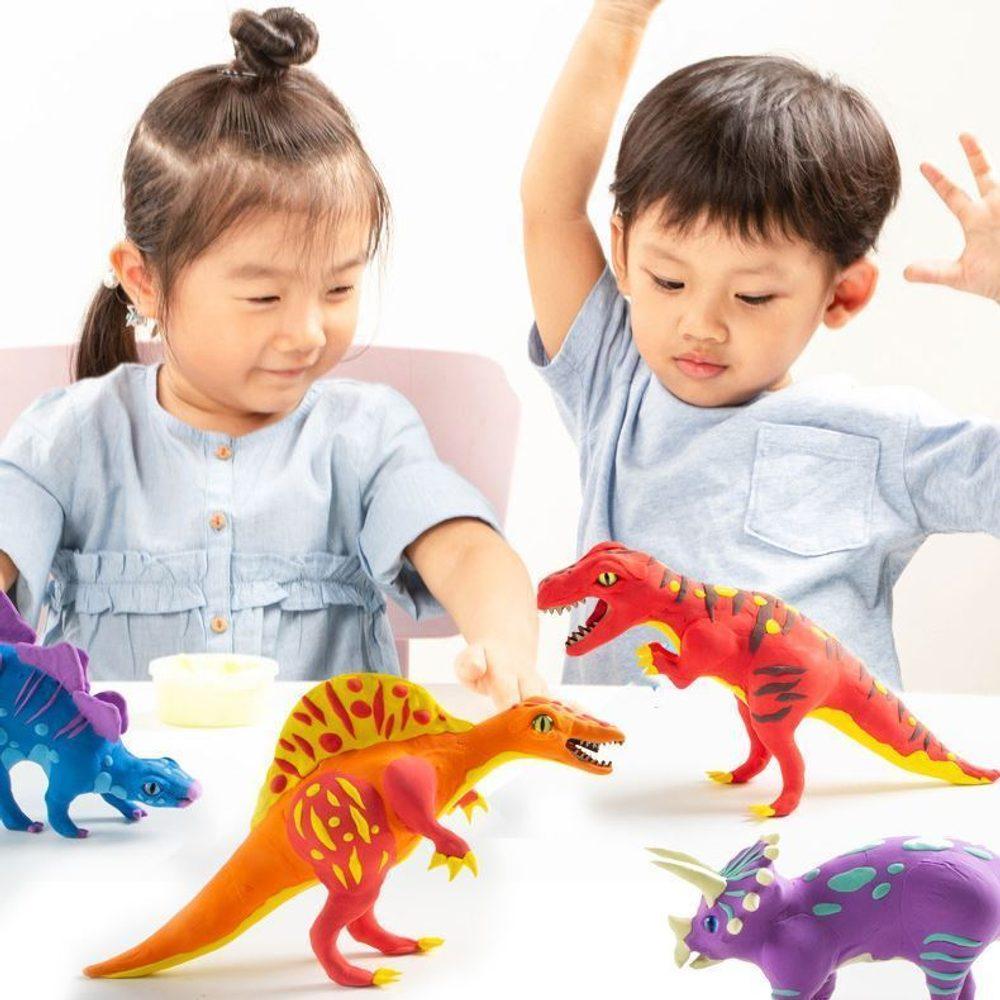 Popron.cz Vymodeluj si dinosaura - Triceratops