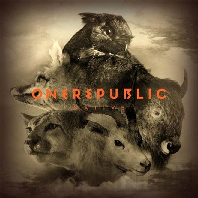 OneRepublic - Native, CD