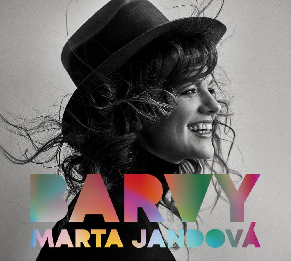 SUPRAPHON Jandová Marta: Barvy, CD