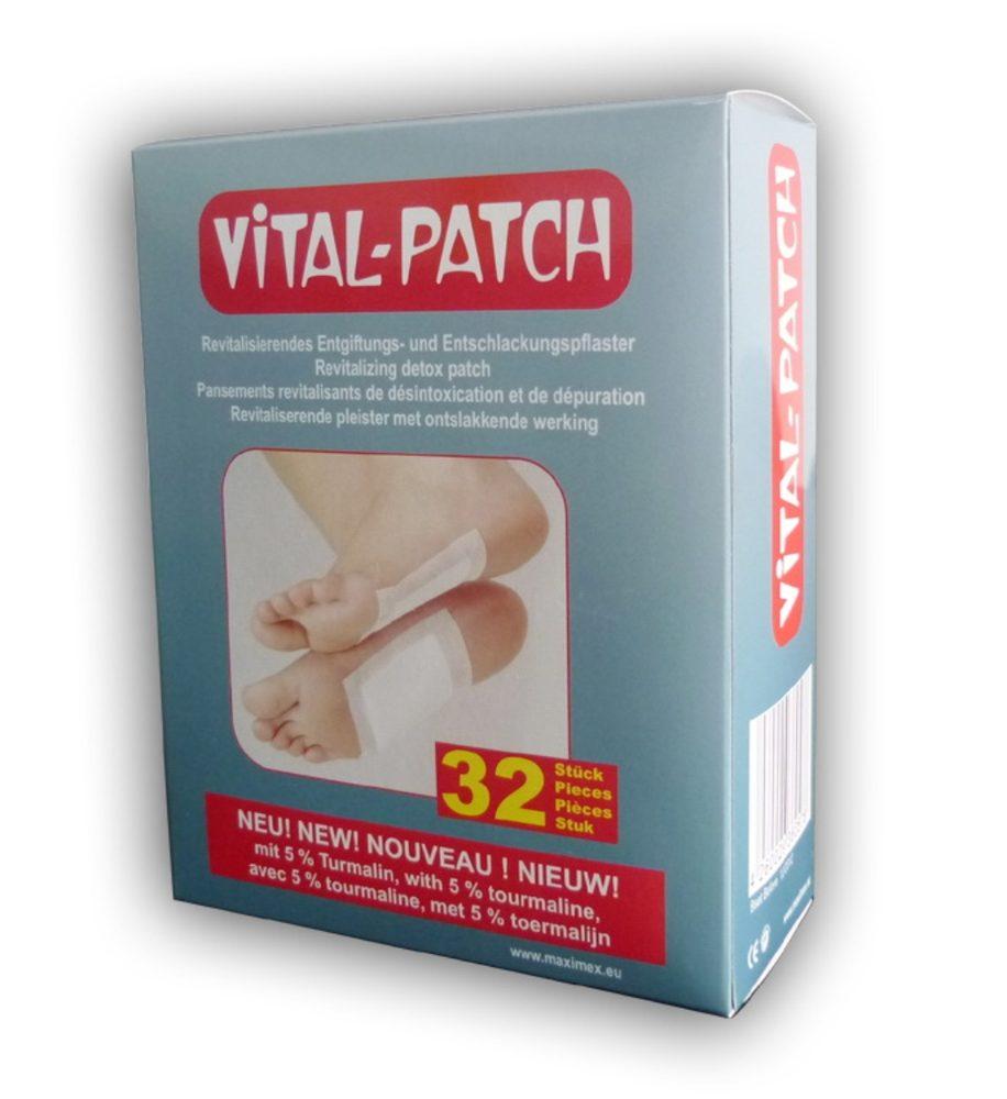 Modom Detoxikační náplasti s turmalínem Vital-Patch 32 ks