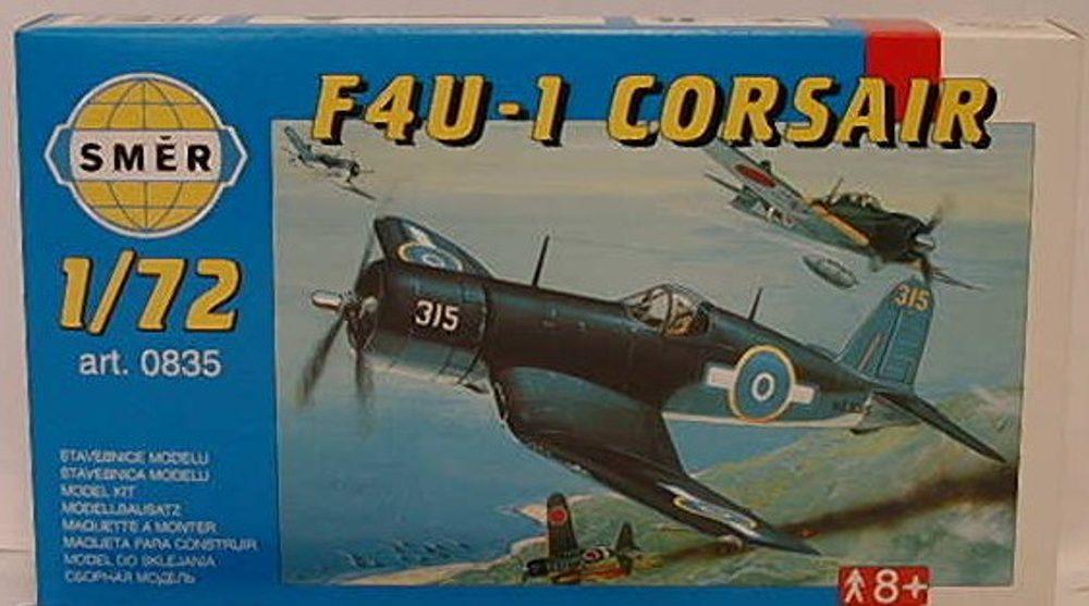 Směr modely Chance Vought F4U-1 Corsair 1:7