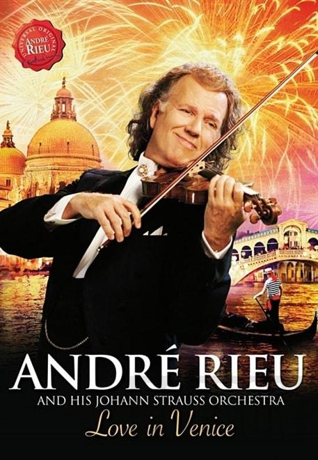 André Rieu - Love In Venice, DVD