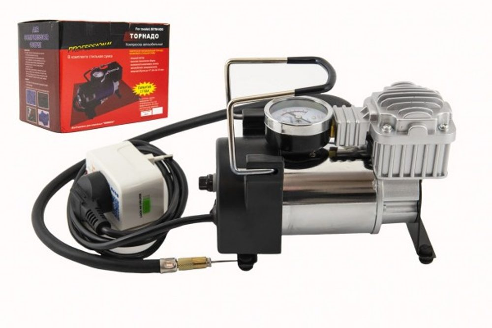 Teddies Vzduchový kompresor 150 PSI s koncovkami v krabici 23x18x15cm