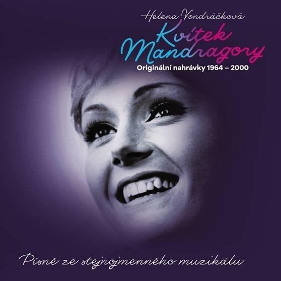 SUPRAPHON Vondráčková Helena : Kvítek mandragory, CD