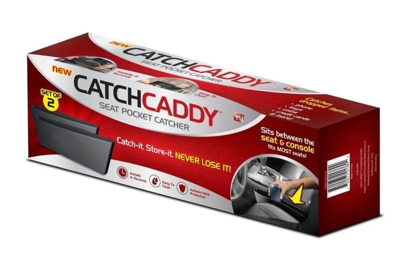 Catch Caddy šikovný úložný Box Do Auta