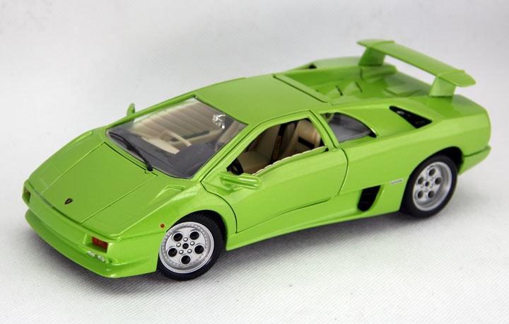 Popron Cz Bburago Lamborghini Diablo 1 18 Bburago Bburago