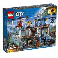 Lego City Horská policejní stanice