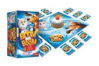 Boom Boom Psi a kočky společenská hra v krabici 15x16x10cm