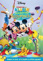 Mickeyho klubík: Mickeyho hloupoučká dobrodružství, DVD