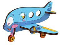 UGEARS 3D puzzle Letadlo 15 dílků