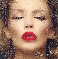 Kylie Minogue - Kiss Me Once, CD