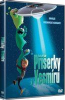 Příšerky z vesmíru, DVD