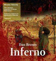 Miroslav Táborský - Inferno (Dan Brown), MP3-CD