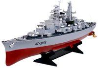Bismarck německá bitevní loď 1:360 RTR