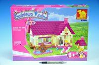 Stavebnice Dromader pro Holky 24804 457ks v krabici 38x27x5,5cm