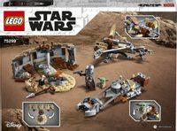 Lego Star Wars Potíže na planetě Tatooine™