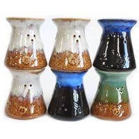 Klasické Rustikální Aroma Lampy - Květy (různé)