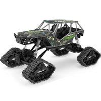 Crawler XXL Type Rally Car 4WD, 1:10, kola i pásy, LED, RTR