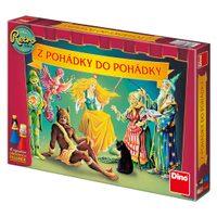 Dino Z POHÁDKY DO POHÁDKY RETRO EDICE Dětská hra