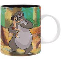 Keramický hrnek Disney Jungle/Little Things (obsah 320 ml)