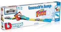 Bburago Street Fire Launch´n Jump 30284 s jedním autíčkem 1:43
