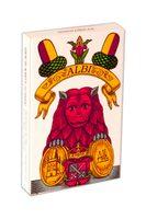 ALBI Mariáš jednohlavé hrací karty