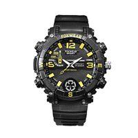 Sportovní hodinky s HD kamerou a LED světlem 32GB paměť