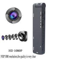 Magnetická mini kamera do náprsní kapsy FULL HD 1080P-180°-Noční vidění