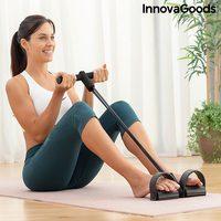 Elastické pevné víceúčelové pásy s návodem k cvičení Tensport InnovaGoods