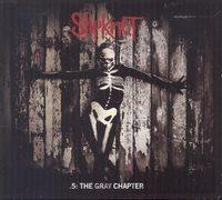 Slipknot - .5: The Gray Chapter, CD-DIGIPACK