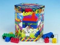 LORI 4 - stavebnice 100 dílků