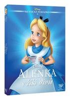 Alenka v říši divů S.E. - Edice Disney klasické pohádky 6.,DVD