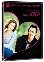 Láska na inzerát (Edice zamilované filmy), DVD