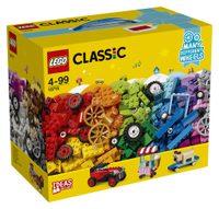 Lego Kostky na kolečkách
