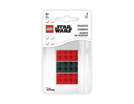LEGO Star Wars Guma kostky - 3 ks