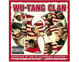 Wu-tang Clan : Disciples Of The 36 Chambers: Chapter 1 (live), CD