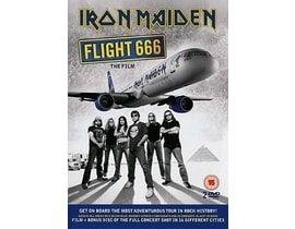 Iron Maiden - Flight 666, DVD