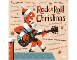Various Artists - Rock'n'roll Christmas, CD