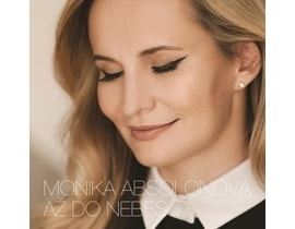 Monika Absolonová - Až do nebes, CD