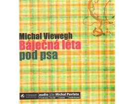 Pavlata Michal - Viewegh: Báječná léta pod psa (MP3-CD, CD