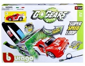 Bburago Go Gears Super Speed Loop 30278