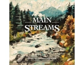 Brousek Ondřej :Main Streams, CD