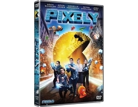 Pixely, DVD