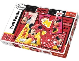 Puzzle Trefl Minnie 500