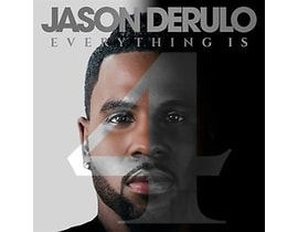 Jason Derula - Everything Is 4, CD