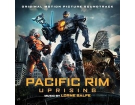 Ost / Balfe, Lorne :Pacific Rim Uprising ( Soundtrack ), CD