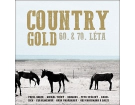 Country Gold 60. & 70. léta, CD
